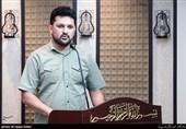 شعرخوانی عاشقانه سیدتقی سیدی در محفل شعر قرار+فیلم