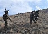 حفاظت از مرزهای آسیای مرکزی در برابر داعش توسط نیروهای امنیتی افغانستان