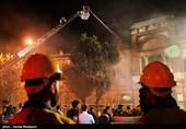 چرا آتشنشانی ایستگاه حسنآباد از ماجرای حریق انبار باخبر نشد؟