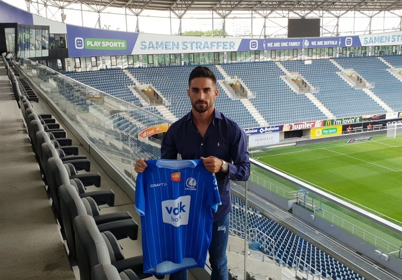 Iran's Milad Mohammadi Signs for KAA Gent