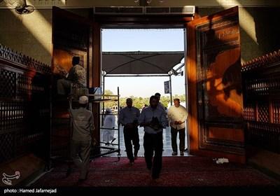 مسجد قبا در مدینه