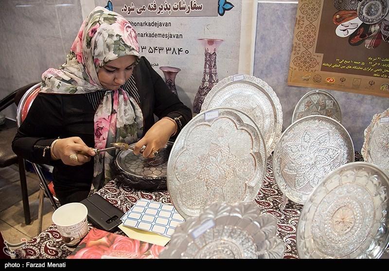 98 هزار نفر در تولید صنایع دستی مشغولند