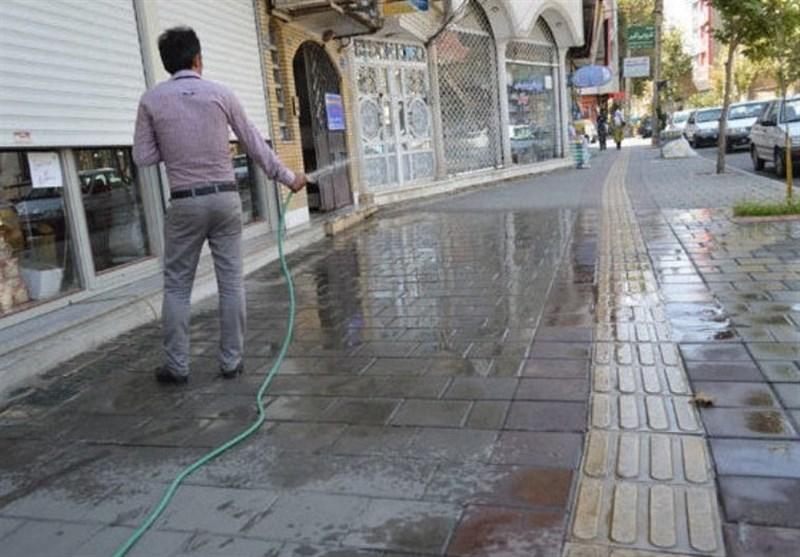 هشدار برای تهرانیها/ ضرورت صرفه جویی در مصرف آب و وارد نشدن به محدوده قرمز
