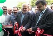 مرکز تصفیه فاضلاب خانگی کشور در تنکابن افتتاح شد