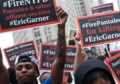 US Protesters Demand Justice for Eric Garner in NYC Following DOJ Decision (+Video)