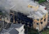 آتشسوزی در استودیوی انیمیشن ژاپن