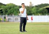 سرمربی تیم ملی فوتبال کامبوج: به پیشرفت تیمی بیشتر از نتیجه فکر میکنم