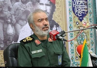 IRGC General: Iran's Military Power Rising