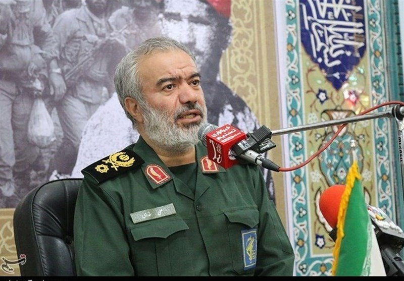IRGC General: Iran's Military Power Rising