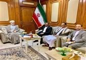 جزئیات دیدار رئیس هیئت ملی یمن با سفیر ایران در عمان