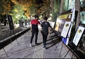 نخستین نمایشگاه گذر فرهنگ و هنر زاهدان بهروایت تصویر