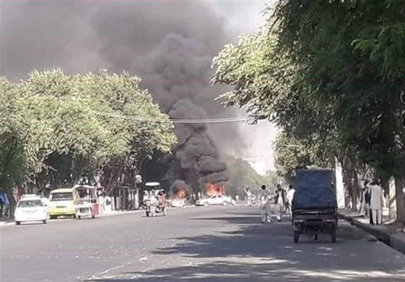 کابل یونیورسٹی کے قریب دھماکہ متعدد طلباء جاں بحق