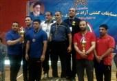 کرمانشاه، قهرمان دهمین دوره کشتی آزاد کلانشهرهای کشور شد