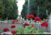 رونمایی باغ زیبای شاهزاده ماهان در تابستان به روایت تصویر