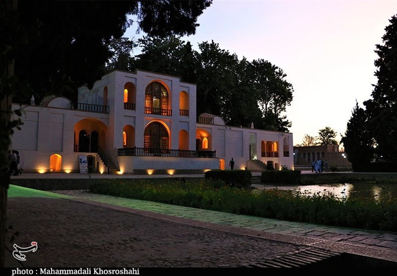 The Shazdeh Mahan: One of The Magnificent Historic Gardens of Iran