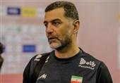 سرمربی تیم والیبال کاله مازندران: تیم ملی والیبال به المپیک صعود میکند