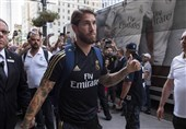 فوتبال جهان| جریمه سنگین سرخیو راموس به خاطر قطع درخت!