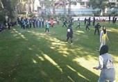 حضور 1400 دانشجوی دختر در چهارمین المپیاد ملی ورزشهای همگانی