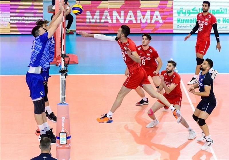 والیبال جوانان جهان| ایران با ایتالیا، بحرین و آرژانتین همگروه شد