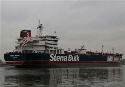 Iran Seizes British Oil Tanker for Violating Int'l Maritime Regulations
