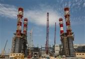 نخستین واحد بخار نیروگاه ارومیه افتتاح شد / افزایش 640 مگاواتی ظرفیت واحدهای بخار در سال جهش تولید
