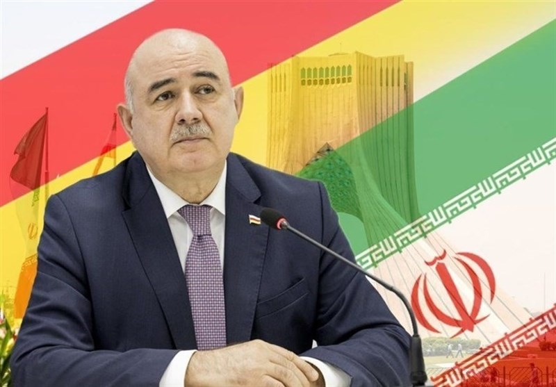 South Ossetia Willing to Boost Cooperation with Iran