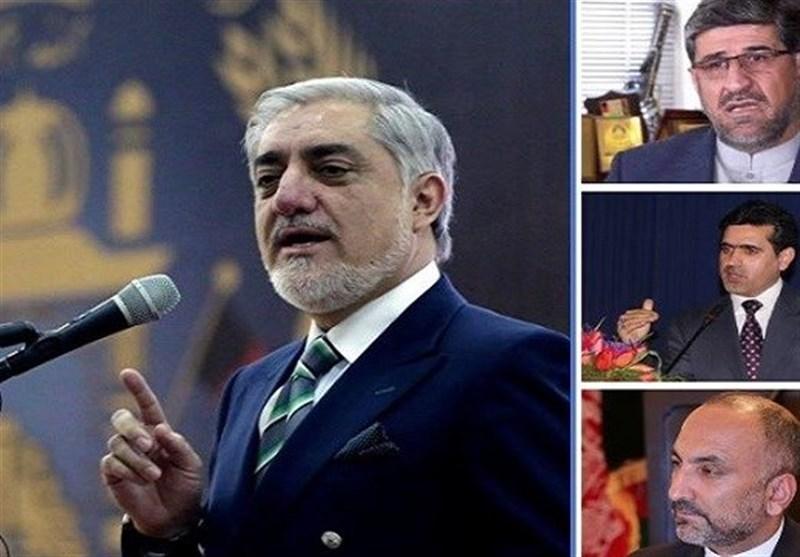مهندسی انتخابات از مسیر صلح؛ انگشت اتهام نامزدان ریاست جمهوری افغانستان به سوی عبدالله