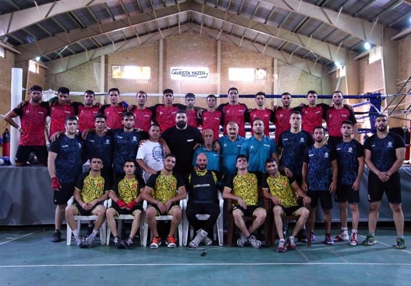 پیگیری دور جدید تمرینات تیم ملی بوکس از فردا