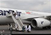 جزئیات پروازهای حج 31 تیر از 6 فرودگاه