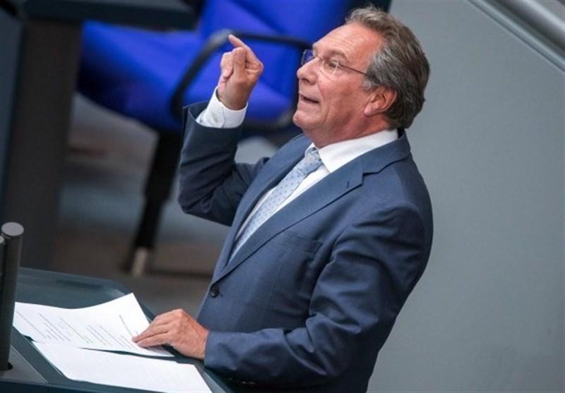 مقام پارلمان آلمان: اروپا باید به جای روسیه اول آمریکا را تحریم کند