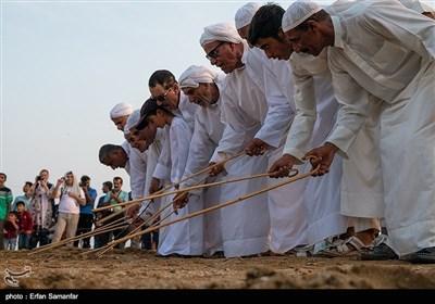 جنوبی ایران میں مچھیروں کا سالانہ جشن نوروز