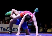 Iranian Wrestlers Win Two Gold Medals at Freestyle Cadet World