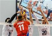 والیبال جوانان جهان  برتری ایران در حمله و سرویس/ یلی؛ امتیازآورترین بازیکن زمین
