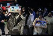پیکر شهید ادبیان 10 مرداد در کرمانشاه تشییع میشود
