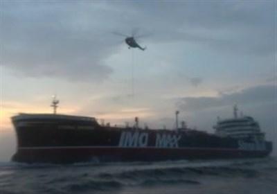 IRGC Releases Video of Operation to Capture Stena Impero in Strait of Hormuz (+Video)