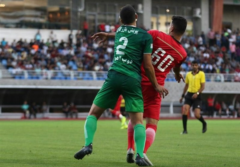 IPL: Padideh Suffers Late Defeat to Foolad