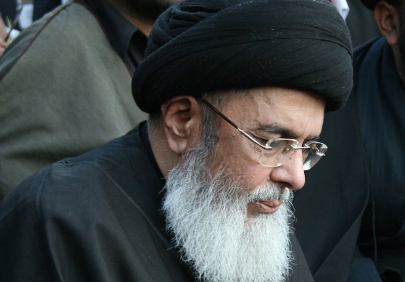 پاکستان میں فرقہ واریت اور دہشتگردی کے پیچھے بھارت کا ہاتھ ہے، علامہ حامد موسوی