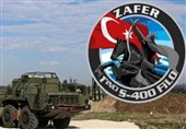 تاسیس اسکادران اس 400 در ترکیه