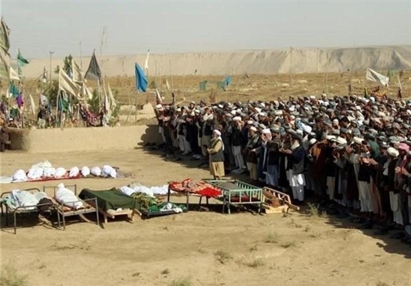 ادامه کشتار غیرنظامیان افغان توسط نیروهای آمریکایی در شرق افغانستان