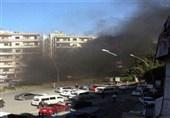 شام: حماہ کے مضافاتی علاقوں پر دہشت گردوں کے راکٹ حملے