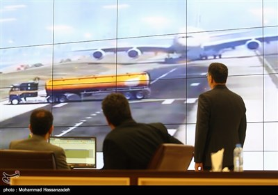 افتتاح مرکز عملیات ایمنی و اضطراری فرودگاهها
