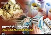 قیمت طلا، قیمت سکه، قیمت دلار و قیمت ارز امروز 99/10/02؛ آخرین قیمت طلا و ارز در بازار/ سکه ارزان شد