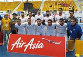 Iran Wins Men's Indoor Hockey Asia Cup Final