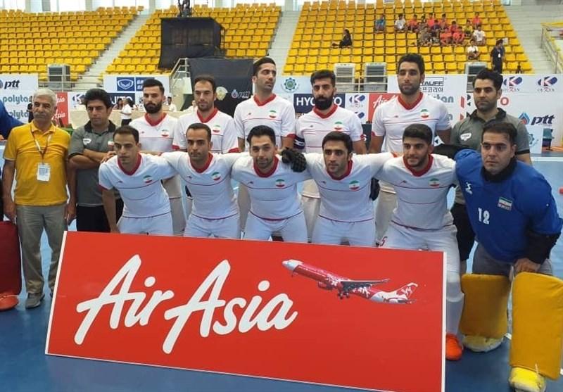 Iran Wins Men's Indoor Hockey Asia Cup Final