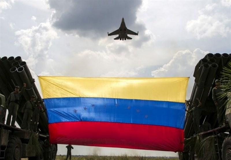 پنتاگون: جنگنده ونزوئلایی هواپیمای ما را تهدید کرده است