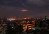 Syrian Air Defense Thwarts Hostile Fire near Hama