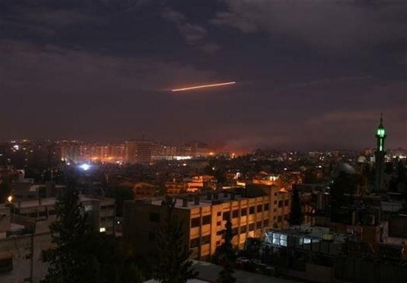 Syrian Air Defense Thwarts Hostile Fire near Hama