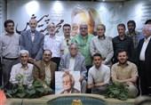 پاسداشت محمود دستپیش به عنوان خادم زبان فارسی