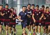 3 کاپیتان تیم ملی از پیراهن تراکتورسازی رونمایی کردند