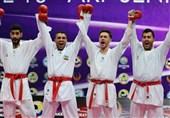 لیگ برتر کاراته وان اسپانیا| چهارمی کاراته ایران در مجموع مسابقات و نایب قهرمانی در کومیته